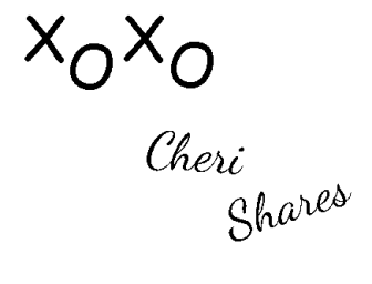 xoxoCheriShares